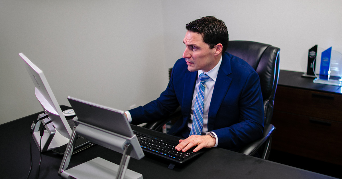 Attorney Jason Seidman